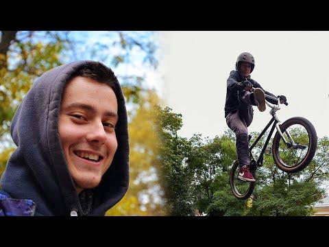 Осень на велосипеде