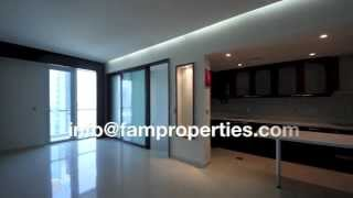 Dubai Apartment for Rent: 1 bedroom Burj Khalifa view in  Ubora Tower, Business Bay