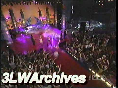 3LW-No More (Baby I'ma Do Right) Live On Fox Family Front Row Center