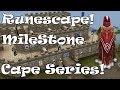 RuneScape 3 | Tom | Milestone Cape Series Introduction