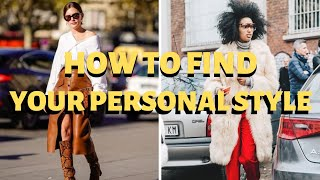 How to Find Your Personal Style (Save Yourself Time AND Money, Boo!)