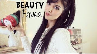 FAVOURITES | My Beauty Favourites