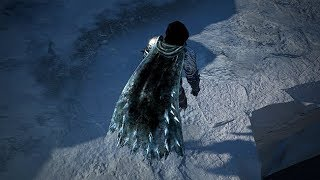Path of Exile: Arctic Crystal Cloak