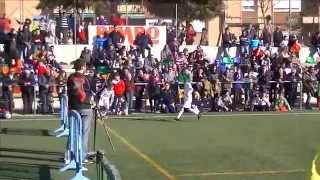 CFU Can Rull RT vs Real Madrid CF