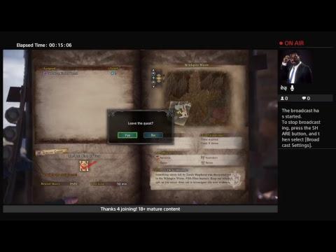 monster Hunter World: I really like this game | smoking and killing