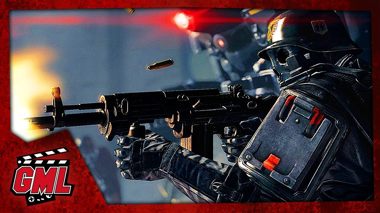WOLFENSTEIN : THE NEW ORDER (FR)