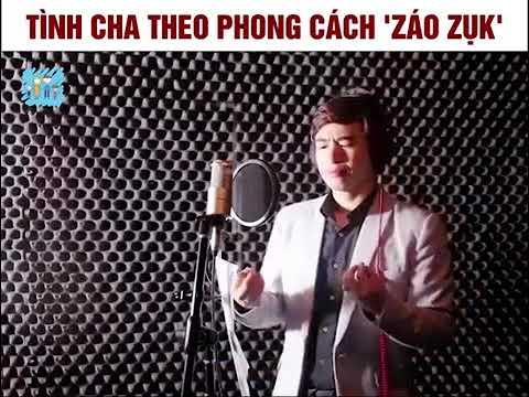 """""""Tình Cha"""" Theo Phong Cách Viết Theo Chuẩn Tiếng Việt Mới Cực Hài Chuẩn :zao Zuc"""""""