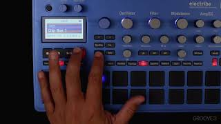 KORG Electribe 2 Synth Introduction & Overview
