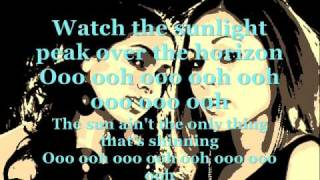 J.holiday ft. Nina Sky - Bed (w/lyrics)