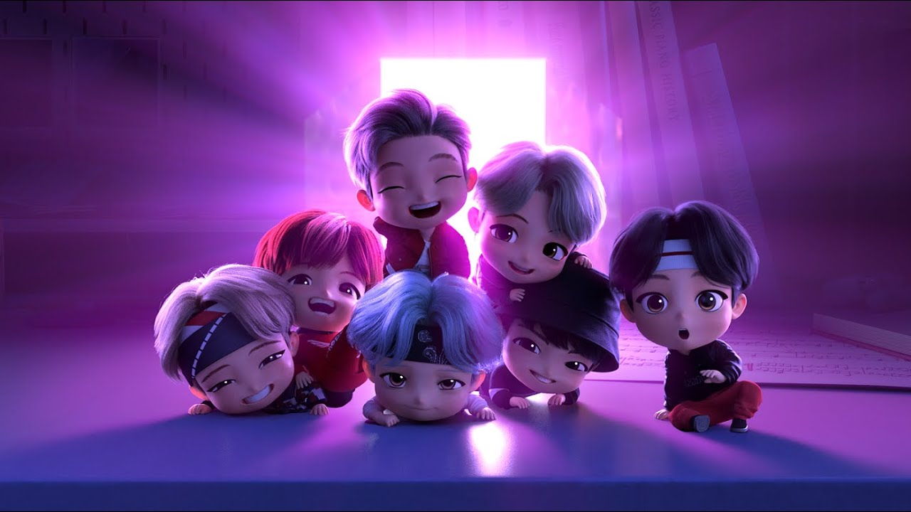 Plantéatelo: cuando lleguen las 12 de la noche, comenzará un nuevo día. Deja la tristeza y los malos momentos en el día anterior y vuela hacia la esperanza de un día nuevo mejor, libre de nubes como las que entristecen esta mañana y con un sol de buenas nuevas como el que tendremos por la tarde. Os presentamos un vídeo de animación espectacular, con una extraordinaria melodía del grupo BTS, una banda de chicos surcoreana formada en Seúl en 2010. La canción se titula  00:00 (zero o'clock). Si quieres saber 7 cosas increíbles sobre este vídeo, clica aquí. [TinyTAN | ANIMATION] - Dream ON
