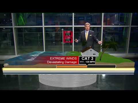 Hurricane categories explained: Delkus describes damage potential