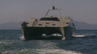 Катамаран Ulysses. Композитное кораблестроение