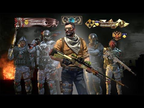 Игрок CS:GO зашёл в Warface 5 лет спустя... Игра в 2018