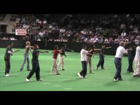 Michael Jackson's Thriller Dance - Hayes Middle School Albuquerque NM