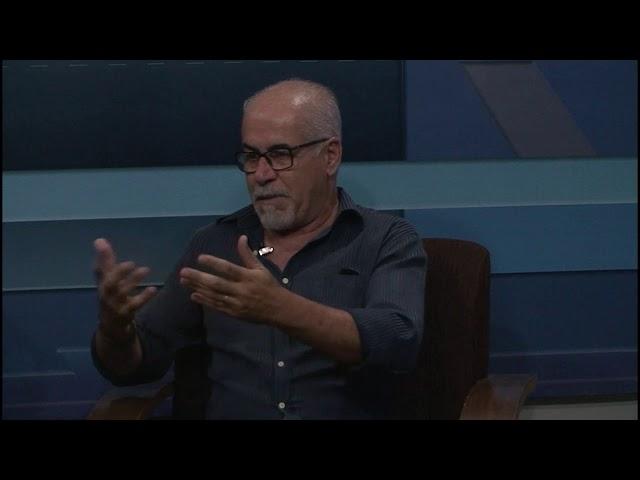 Santiago Entrevista TVSL - Geraldinho Caldo da Lua
