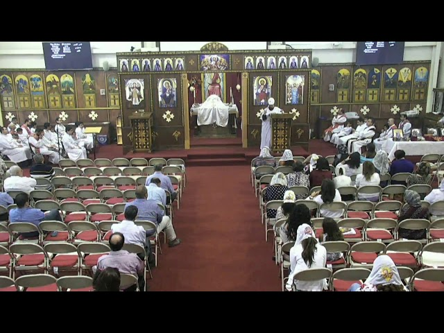 Sermon - July 29, 2018
