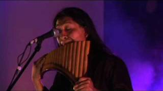 Pan flute World Music by Edgar Muenala. Chess [Official Video]
