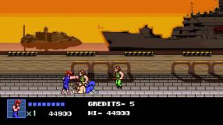 Playstation 4 Double Dragon 4 Story Mode Gameplay