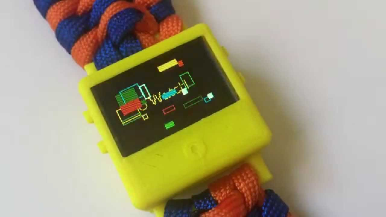 O Watch - A smartwatch kit for kids  Kickstarter successfully funded!