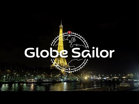 Globe Sailor in Paris - Meet our team during the Paris Boat Show