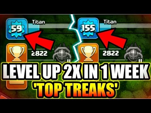 How To Increase XP Faster In Clash Of Clans /Secret Method (Hindi)