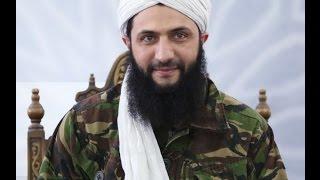 تسجيل صوتي للجولاني يشيد بمعارك حلب
