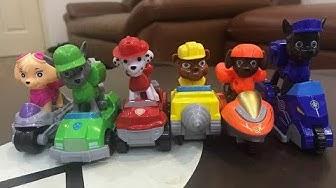 Biệt đội những chú chó cứu hộ đồ chơi review bé- paw patrol- Shin Review TV