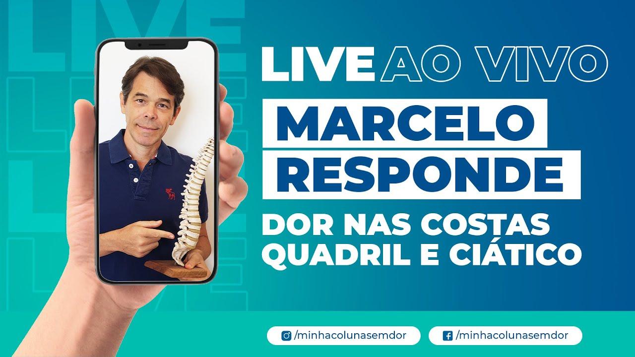 Marcelo Responde: Dor nas Costas, Quadril e Ciático