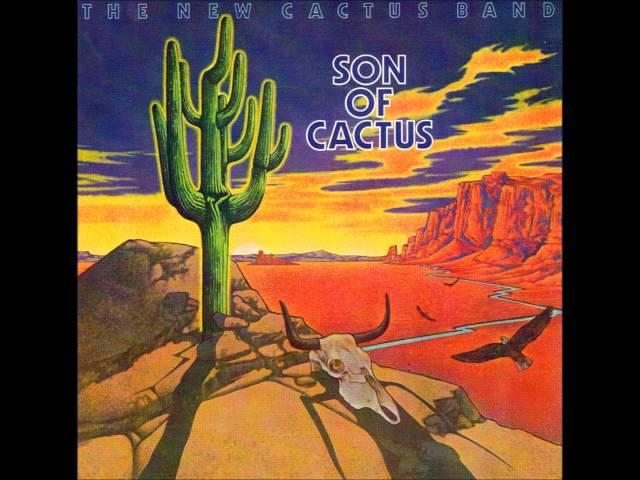 the new cactus band son of cactus さとまるのrockな日々