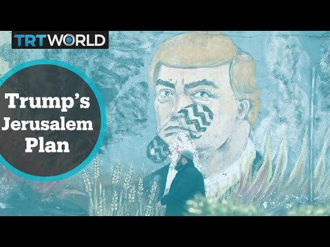 """""""Deal of the Century:"""" Trump to unveil his Middle East peace plan on Tuesday"""