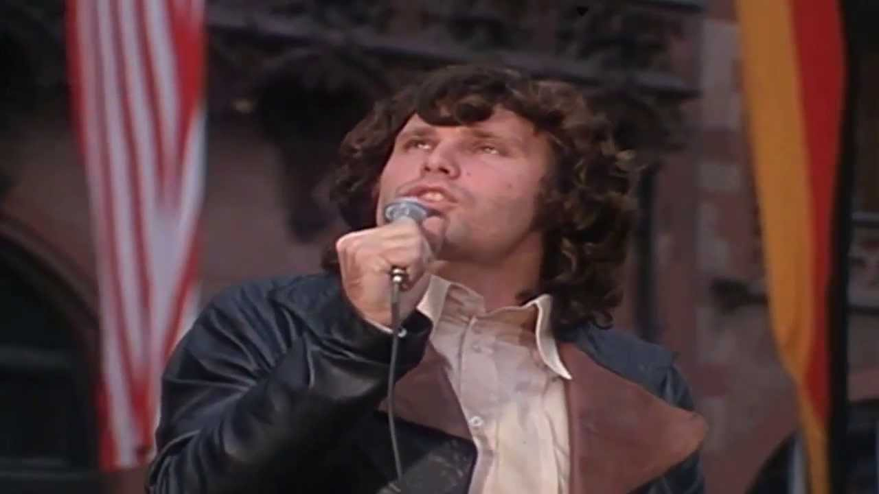 8) The Doors - Hello i love you (R-Evolution)