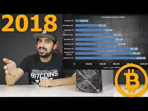 How Much Can You Make - All ASIC Miners Review For 2018