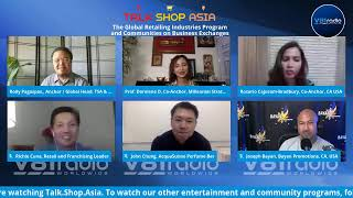 Talk Shop Asia | Business Exchanges with USA this Time of Pandemic
