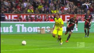 Mario Götze Compilation |Borussia Dortmund 2011-12
