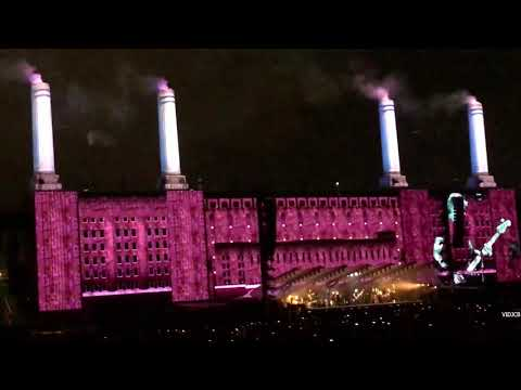 Roger Waters (Set 2) Us + Them Tour 2018 El Campín Bogotá