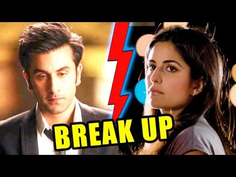 Katrina Kaif Confirms BREAK UP With Ranbir Kapoor