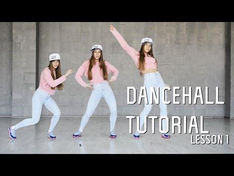Смотреть клип Dancehall Tutorials | Lesson 1 - Bogle, Willie bounce, World Dance онлайн бесплатно в качестве