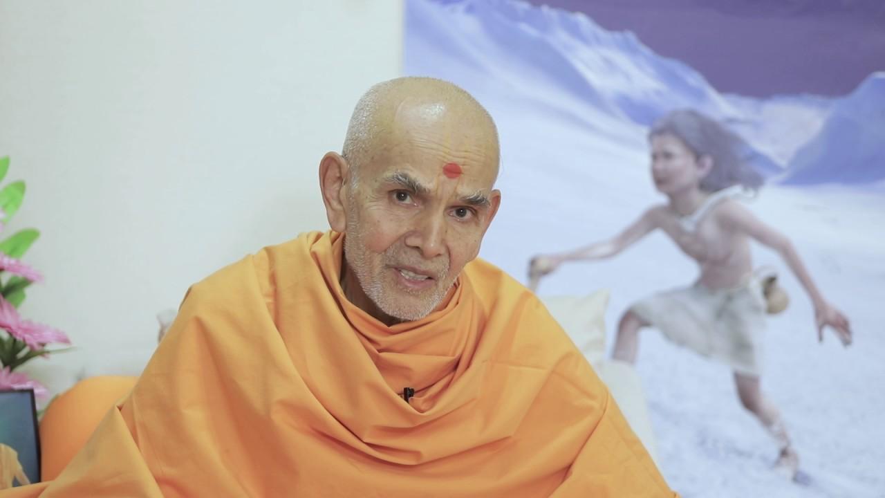 Happy New Year Mahant Swami 79