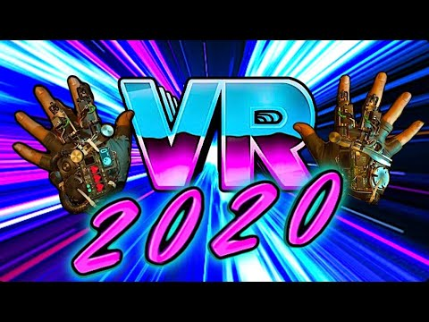 The Best Virtual Reality Games Coming 2020
