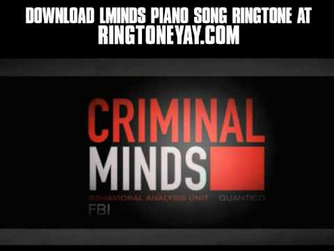 Criminal Minds - Piano Song (season 6 Episode 16 Coda) HQ + download link