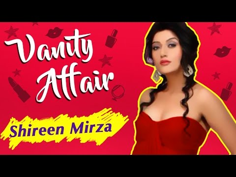 Shireen Mirza aka Simi REVEALS Her  Make Up Room Secrets   VANITY AFFAIR   Exclusive Interview