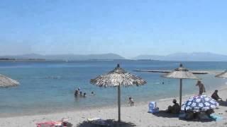Preveza public beach