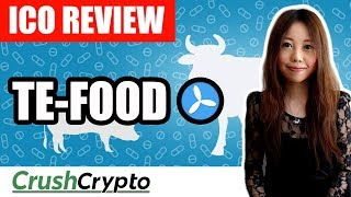 ICO Review: TE-FOOD (TFOOD) - Decentralized Produce and Livestock Tracing