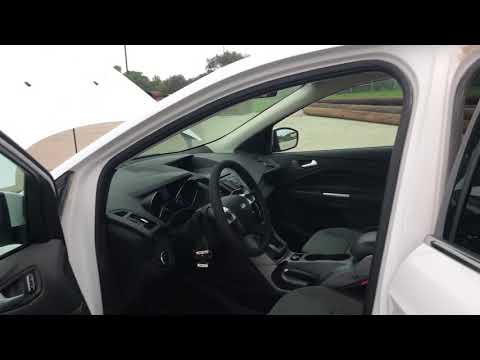 2014 Ford Escape 4x4 Sport Utiity Vehicle