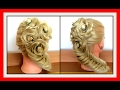 3D ROSE BRAID HAIRSTYLE WITH FISH TAIL / HairGlamour Styles /  Hair Tutorial