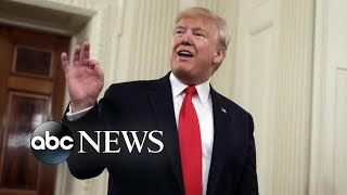 Trump unloads on Fox News as impeachment inquiry enters new phase | ABC News