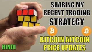 BITCOIN TRADING LATEST STRATEGY | BITCOIN BTC ALTCOIN PRICE UPDATES HINDI