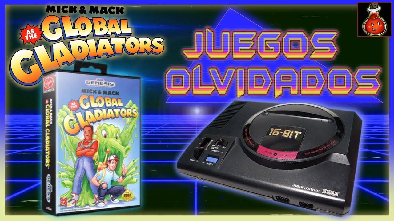 LOS JUEGOS OLVIDADOS | Global Gladiators  [MEGA DRIVE - SEGA GENESIS]