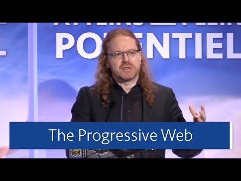 The Progressive Web and its New Challenges - Chris Heilmann