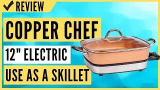"""Copper Chef 12"""" Removable…"""
